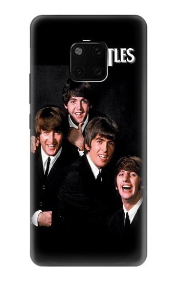 Printed The Beatles Huawei Mate 20 Pro Case
