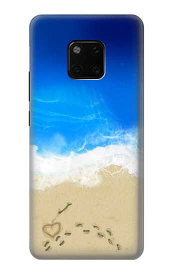 Printed Relax Beach Huawei Mate 20 Pro Case