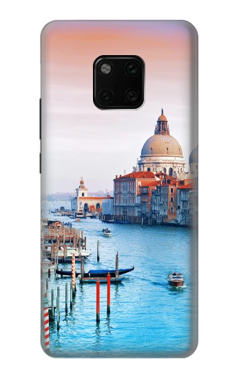 Printed Beauty of Venice Italy Huawei Mate 20 Pro Case