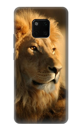 Printed Lion King of Forest Huawei Mate 20 Pro Case