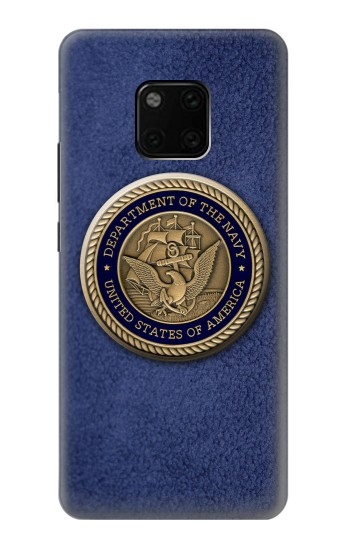 Printed US Navy Huawei Mate 20 Pro Case