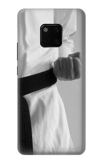 Printed Black Belt Karate Huawei Mate 20 Pro Case