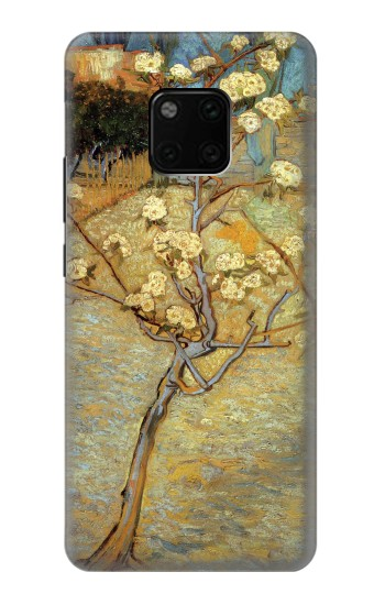 Printed Van Gogh Letter Pear Tree Blossom Huawei Mate 20 Pro Case