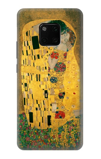 Printed Gustav Klimt The Kiss Huawei Mate 20 Pro Case
