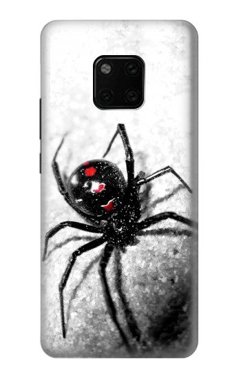 Printed Black Widow Spider Huawei Mate 20 Pro Case