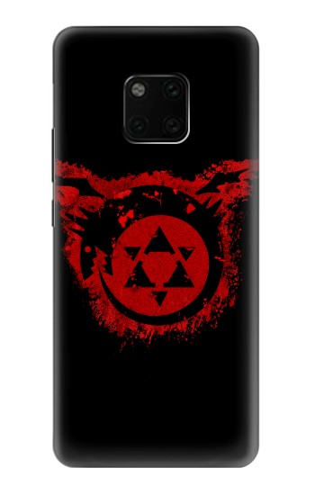 Printed Full Metal Alchemist Uroboros Tattoo Huawei Mate 20 Pro Case