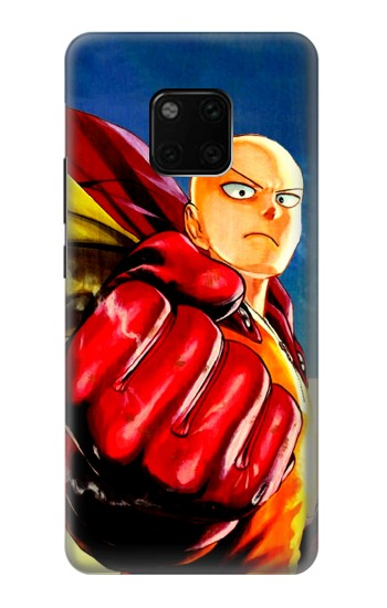 Printed Saitama One Punch Man Huawei Mate 20 Pro Case