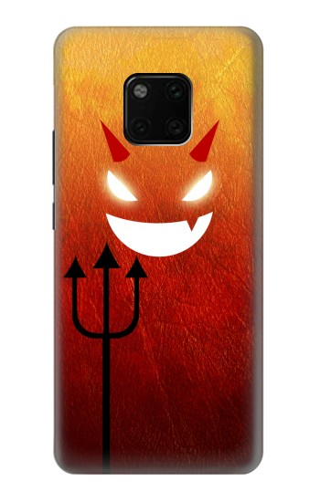 Printed Red Devil Huawei Mate 20 Pro Case