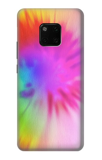 Printed Tie Dye Color Huawei Mate 20 Pro Case