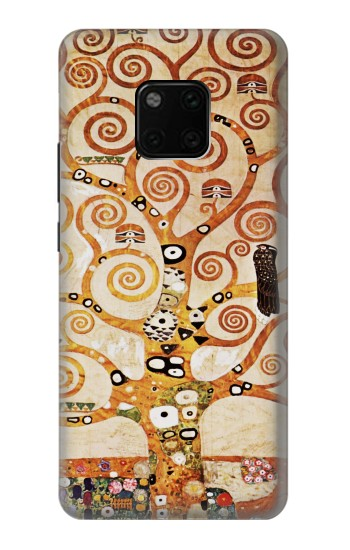 Printed The Tree of Life Gustav Klimt Huawei Mate 20 Pro Case
