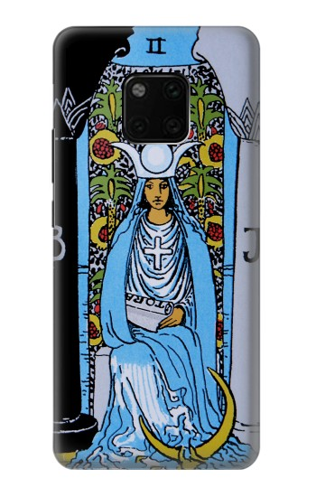 Printed High Priestess Tarot Card Huawei Mate 20 Pro Case