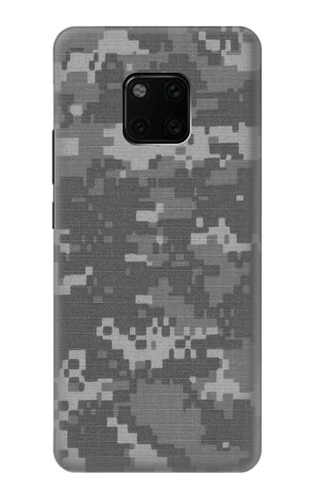 Printed Army White Digital Camo Huawei Mate 20 Pro Case