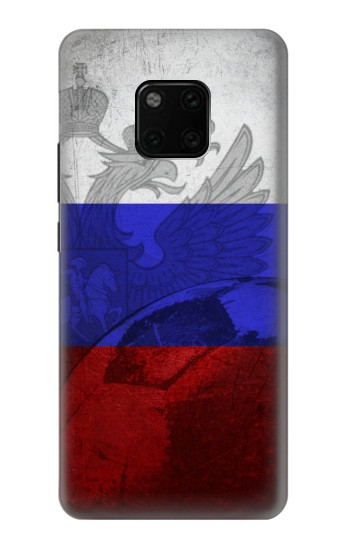 Printed Russia Football Flag Huawei Mate 20 Pro Case