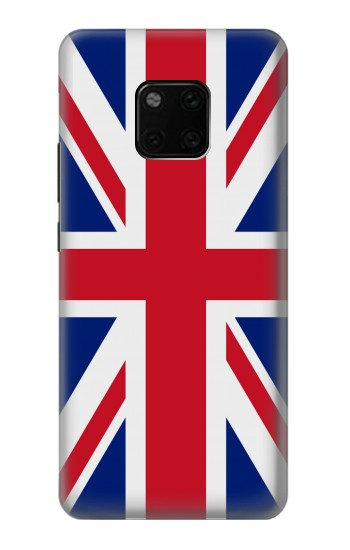 Printed Flag of The United Kingdom Huawei Mate 20 Pro Case