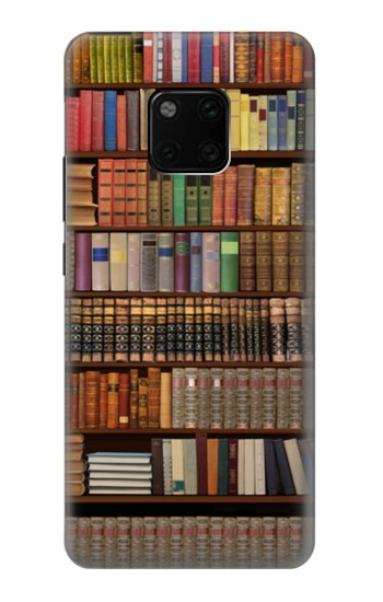 Printed Bookshelf Huawei Mate 20 Pro Case