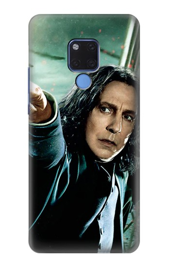 Printed Harry Potter Snape Huawei Mate 20 X Case