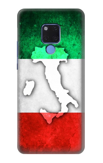 Printed Italy Flag Huawei Mate 20 X Case