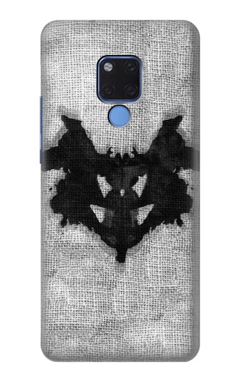 Printed Rorschach Psychological Test Huawei Mate 20 X Case