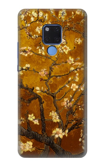 Printed Yellow Blossoming Almond Tree Van Gogh Huawei Mate 20 X Case