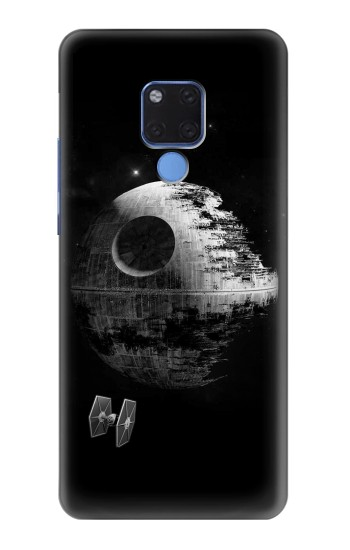 Printed Star Aircraft Planet Huawei Mate 20 X Case