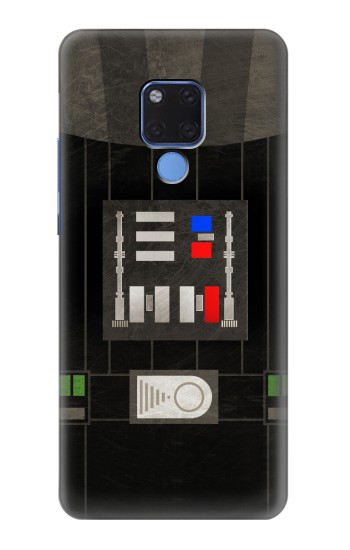 Printed Darth Vader Chest Plate Huawei Mate 20 X Case