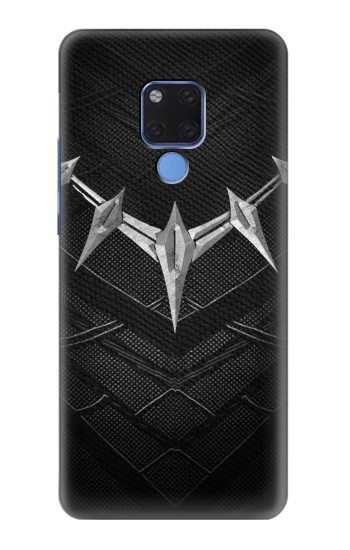 Printed Black Panther Inspired Costume Necklace Huawei Mate 20 X Case