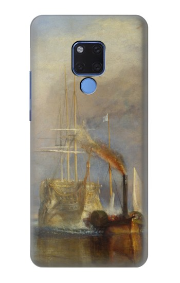 Printed Joseph Mallord William Turner The Fighting Temeraire Huawei Mate 20 X Case