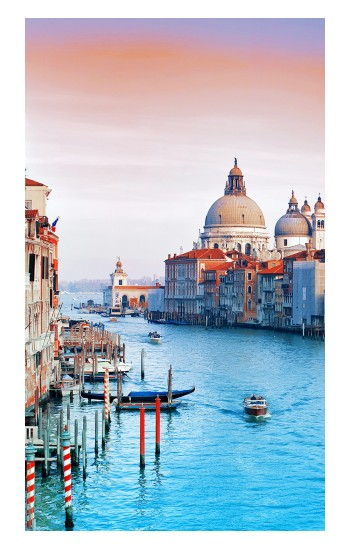Printed Beauty of Venice Italy Macbook Air 13.3 New Case