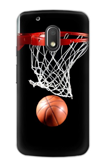 Printed Basketball Motorola Droid Turbo 2 / X Force Case