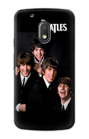 Printed The Beatles Motorola Droid Turbo 2 / X Force Case