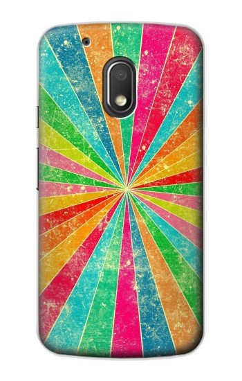Printed Color Wheel Motorola Droid Turbo 2 / X Force Case