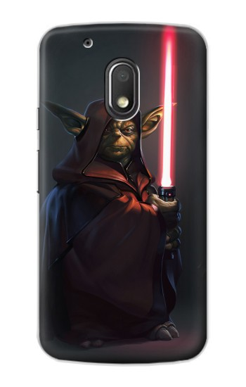 Printed Darth Yoda Motorola Droid Turbo 2 / X Force Case