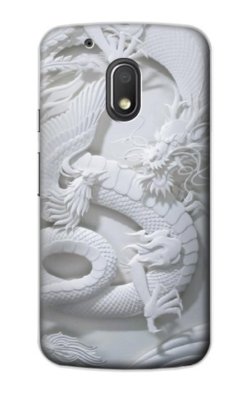 Printed Dragon Carving Motorola Droid Turbo 2 / X Force Case