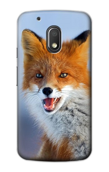 Printed Fox Motorola Droid Turbo 2 / X Force Case