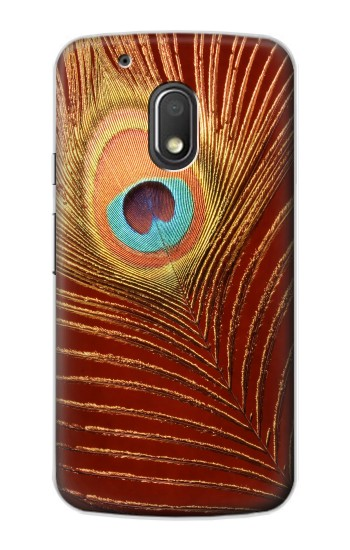 Printed Peacock Motorola Droid Turbo 2 / X Force Case