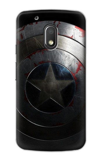 Printed Captain Shield Motorola Droid Turbo 2 / X Force Case