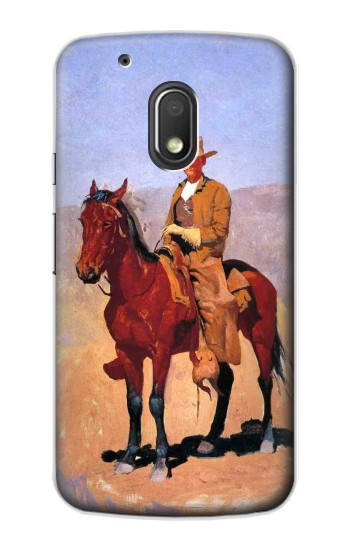 Printed Cowboy Western Motorola Droid Turbo 2 / X Force Case