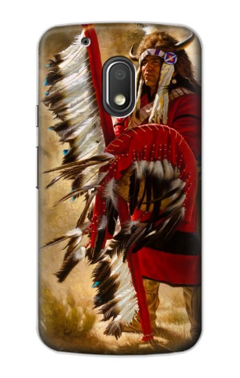 Printed Red Indian Motorola Droid Turbo 2 / X Force Case