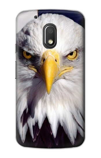 Printed Eagle American Motorola Droid Turbo 2 / X Force Case