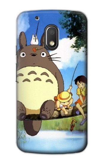 Printed Totoro and Friends Motorola Droid Turbo 2 / X Force Case
