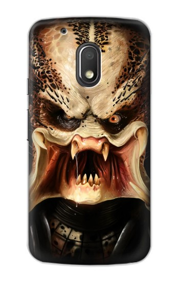 Printed Predator Face Motorola Droid Turbo 2 / X Force Case