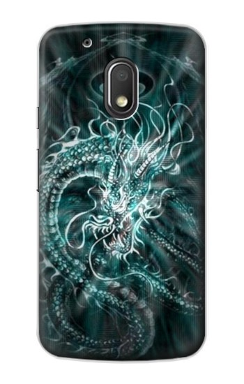 Printed Digital Chinese Dragon Motorola Droid Turbo 2 / X Force Case