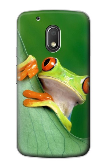 Printed Little Frog Motorola Droid Turbo 2 / X Force Case