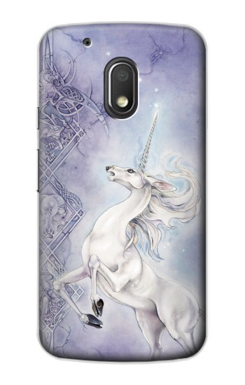 Printed White Horse Unicorn Motorola Droid Turbo 2 / X Force Case