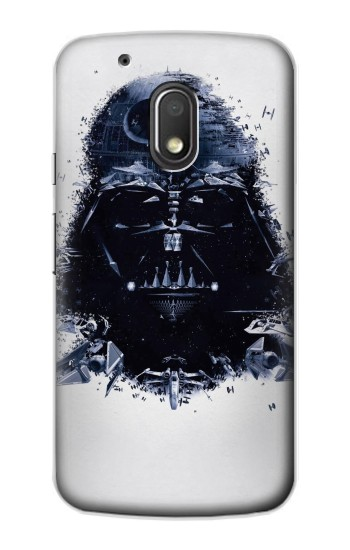 Printed Darth Vader Motorola Droid Turbo 2 / X Force Case