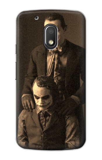 Printed Jokers Together Motorola Droid Turbo 2 / X Force Case