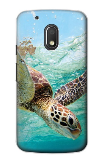 Printed Ocean Sea Turtle Motorola Droid Turbo 2 / X Force Case