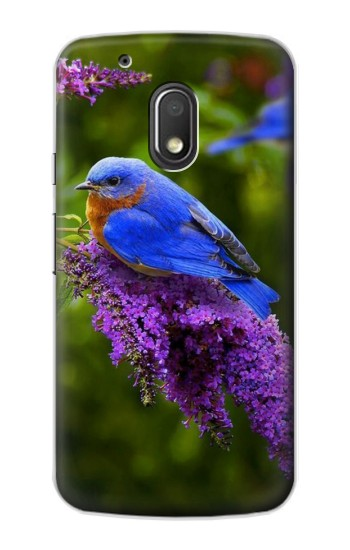Printed Bluebird of Happiness Blue Bird Motorola Droid Turbo 2 / X Force Case