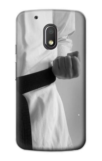 Printed Black Belt Karate Motorola Droid Turbo 2 / X Force Case