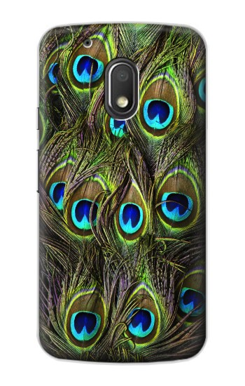 Printed Peacock Feather Motorola Droid Turbo 2 / X Force Case